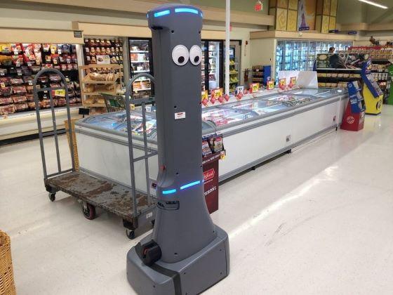 Giant's New Robot