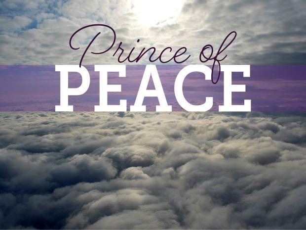 Jesus Gives Us Peace